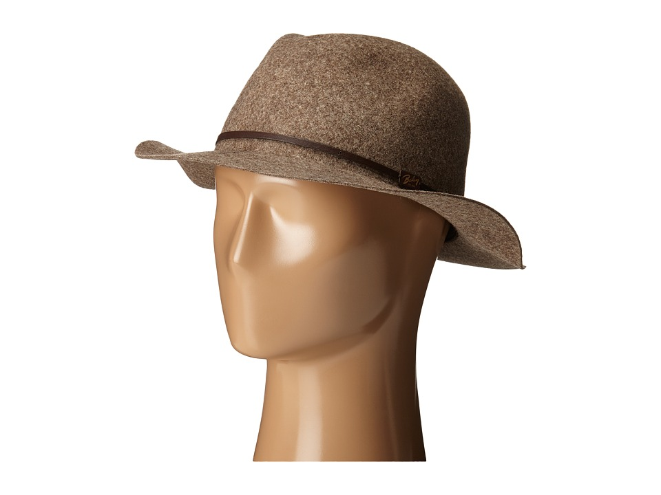 Bailey of Hollywood - Jackman (Dark Brown) Caps