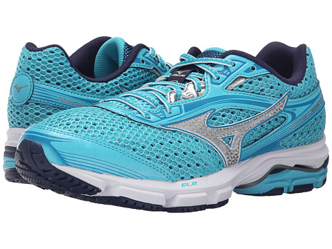Mizuno - Wave Legend 3 (Blue Atoll/Silver) Women