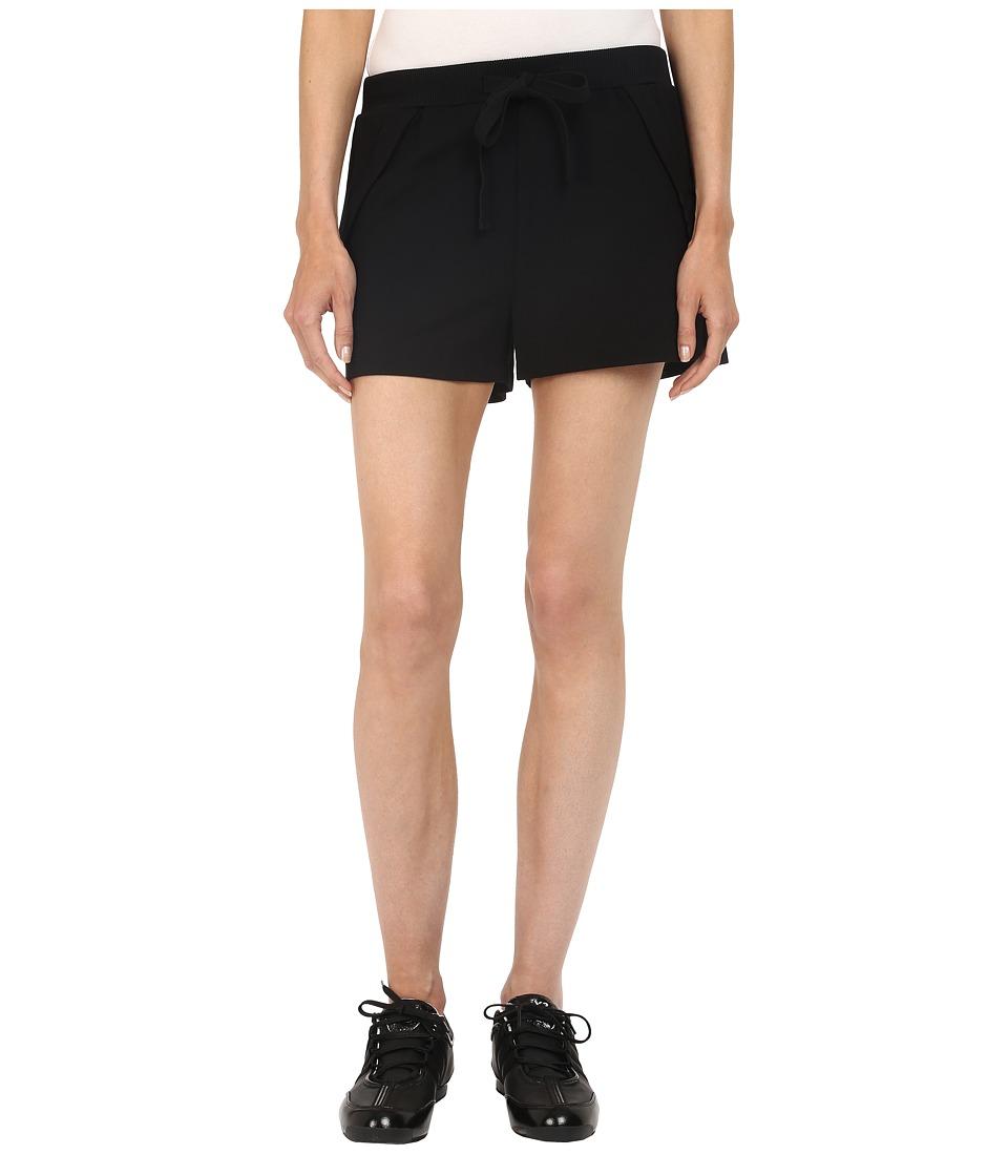 adidas Y-3 by Yohji Yamamoto - W Fluid Shorts (Black) Women's Shorts
