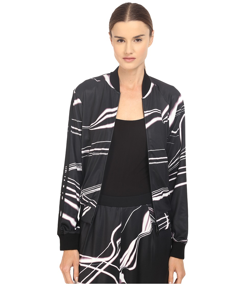 adidas Y-3 by Yohji Yamamoto - W Motion Track Jacket (Aop Lightning) Women's Coat