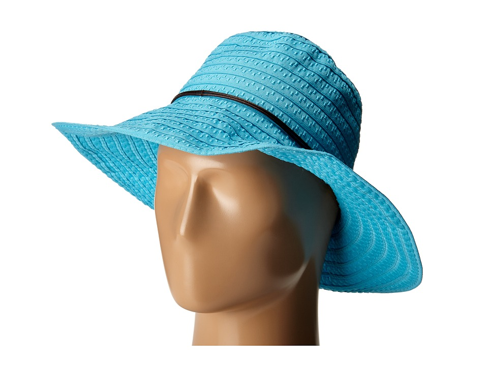 Betmar - Coconut Ring Safari (Maui Blue) Safari Hats