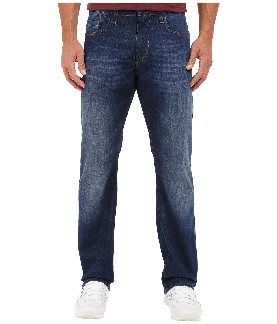 Mavi Jeans - Matt Mid-Rise Relaxed Fit in Dark Portland (Dark Portland) Men's Jeans