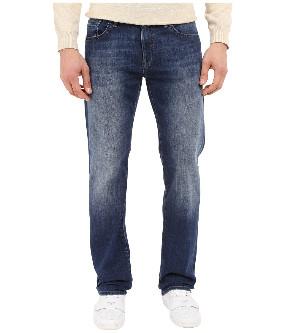 Mavi Jeans - Zach Classic Straight Fit in Indigo Used Williamsburg (Indigo Used Williamsburg) Men's Jeans