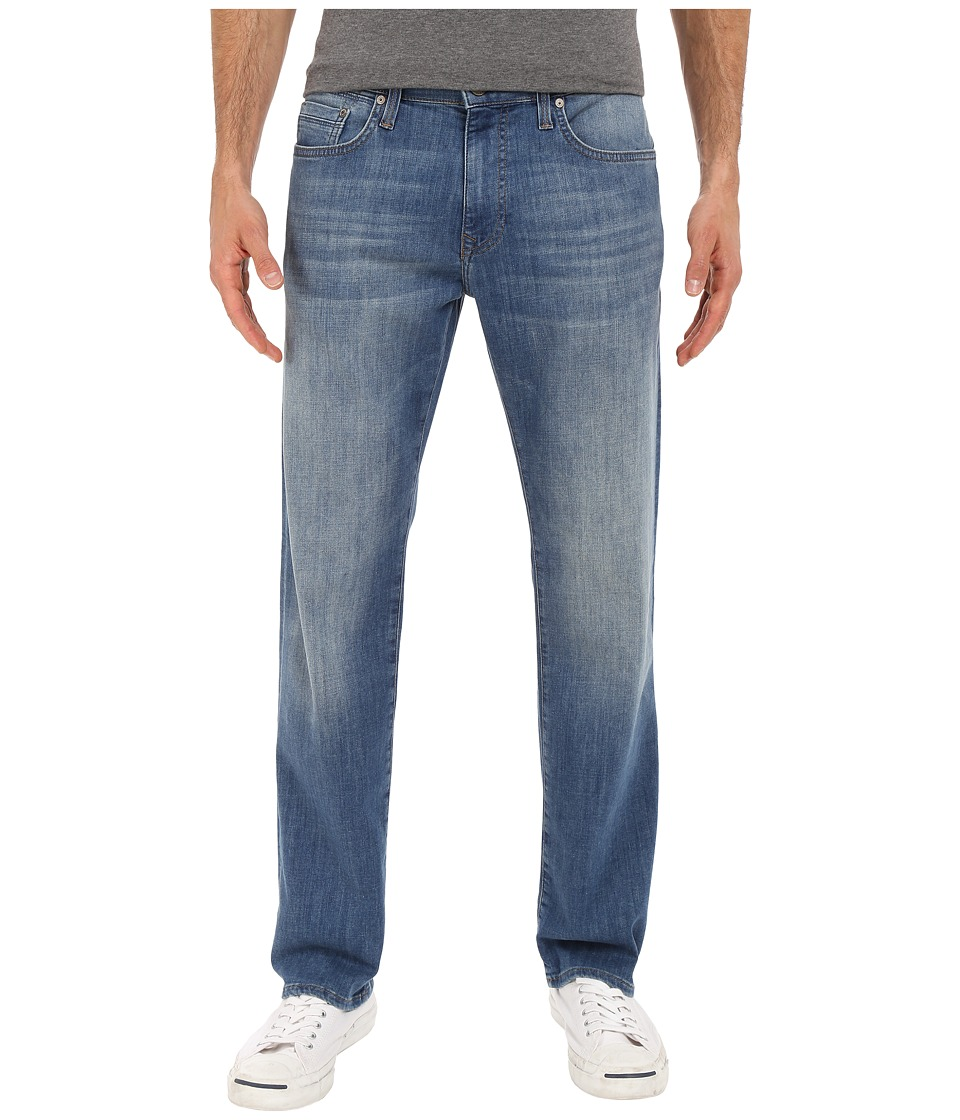 Mavi Jeans - Zach Classic Straight Fit in Mid Portland (Mid Porltand) Men's Jeans