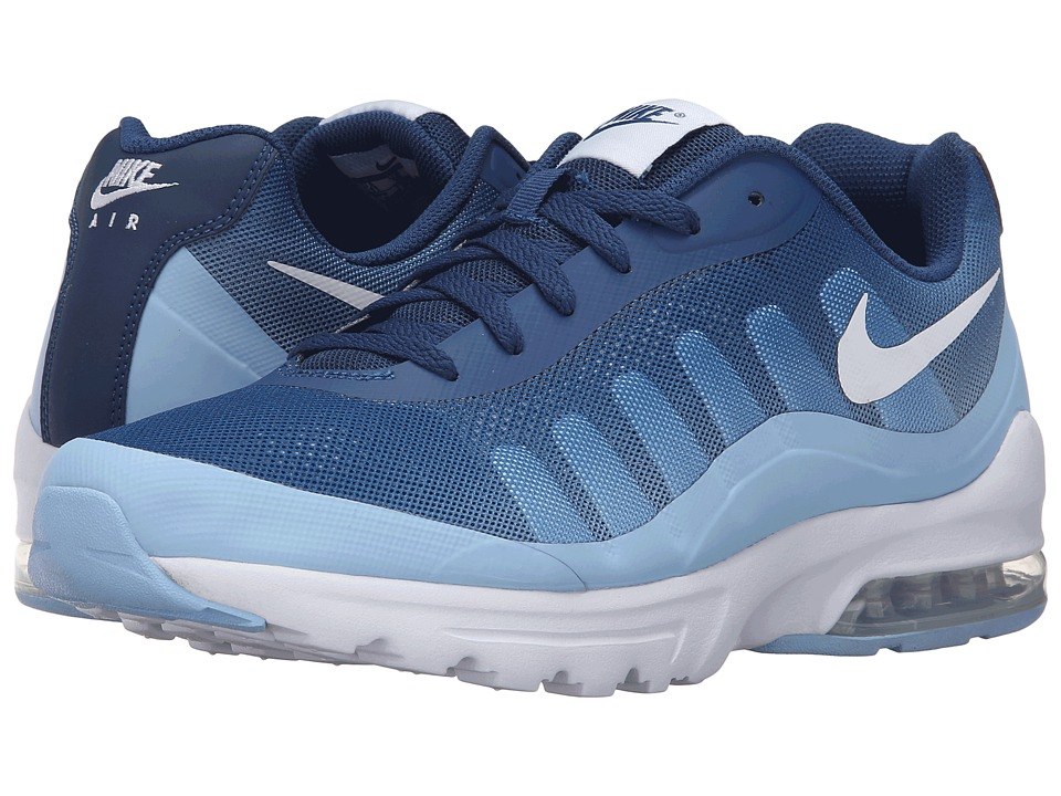 Nike - Air Max Invigor (Coastal Blue/White/Bluecap) Men's Cross Training Shoes
