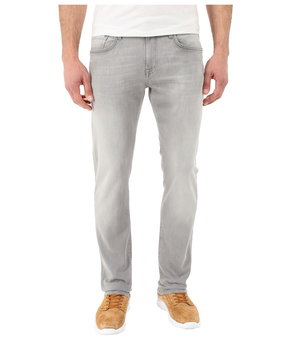 Mavi Jeans - Jake Tapered Fit in Light Grey Williamsburg (Light Grey Williamsburg) Men's Jeans