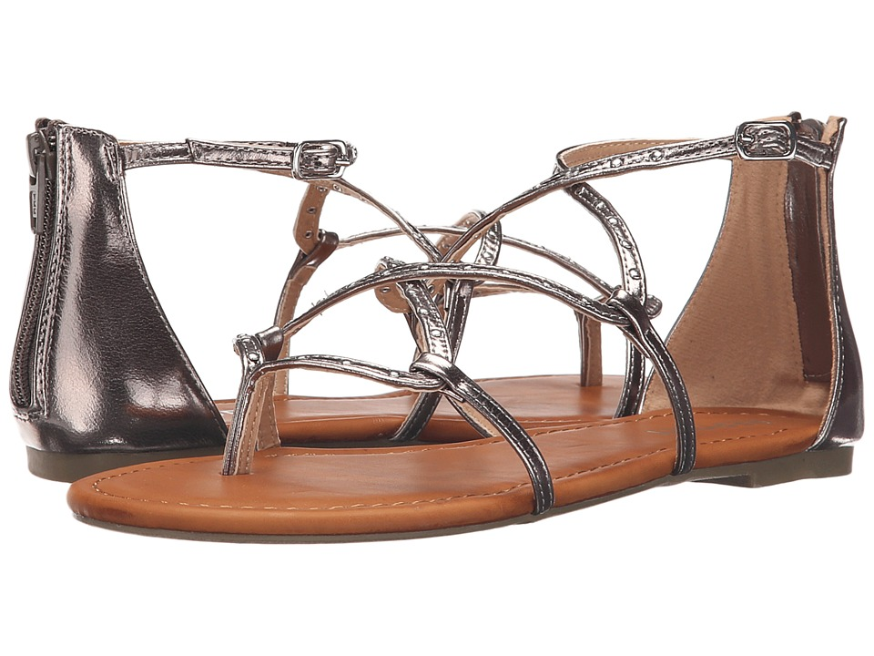Report - Giolly (Gunmetal) Women's Shoes