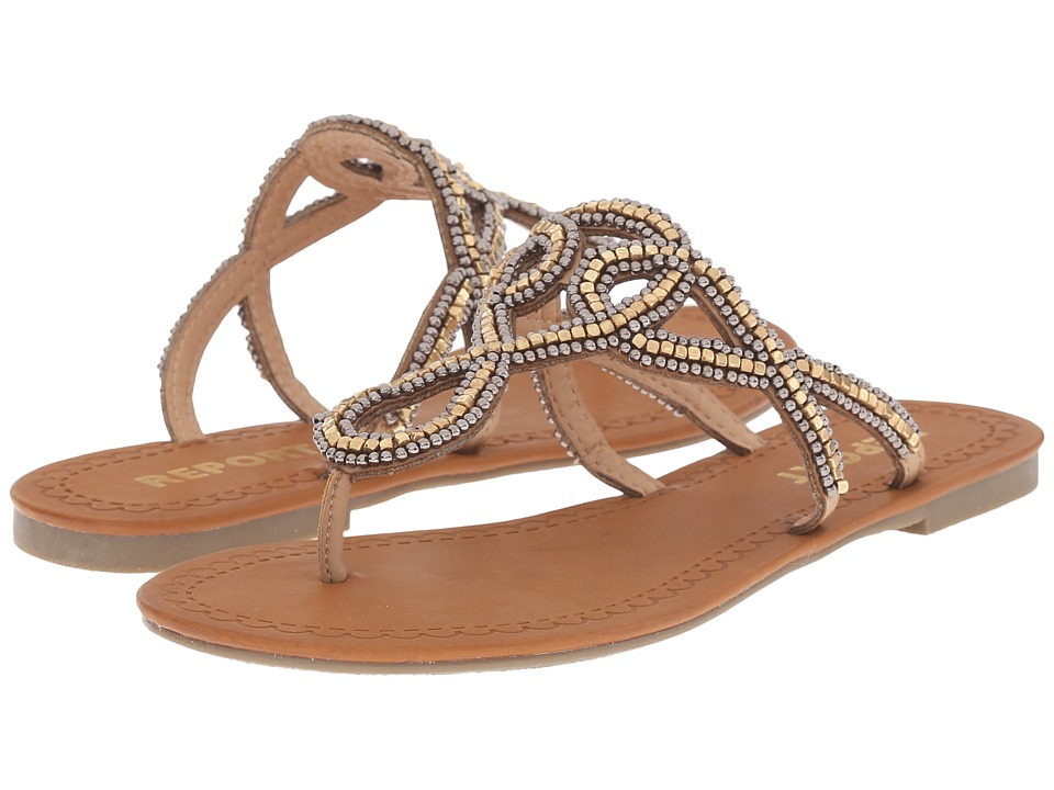 Report - Glitz (Tan) Women's Shoes