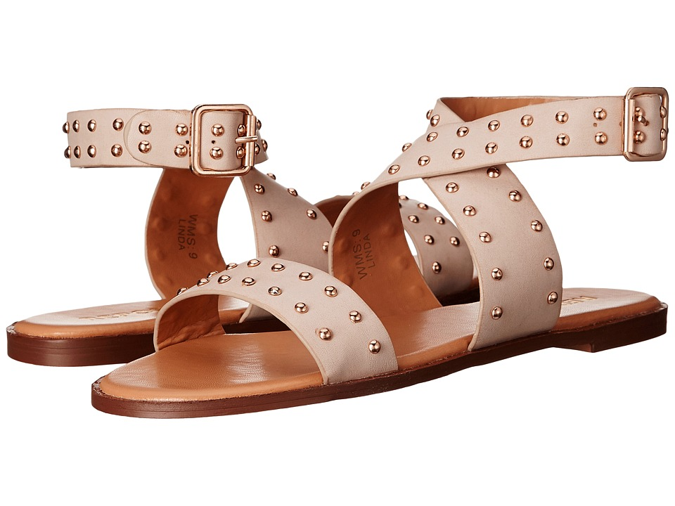 Report - Linda (Nude) Women's Sandals