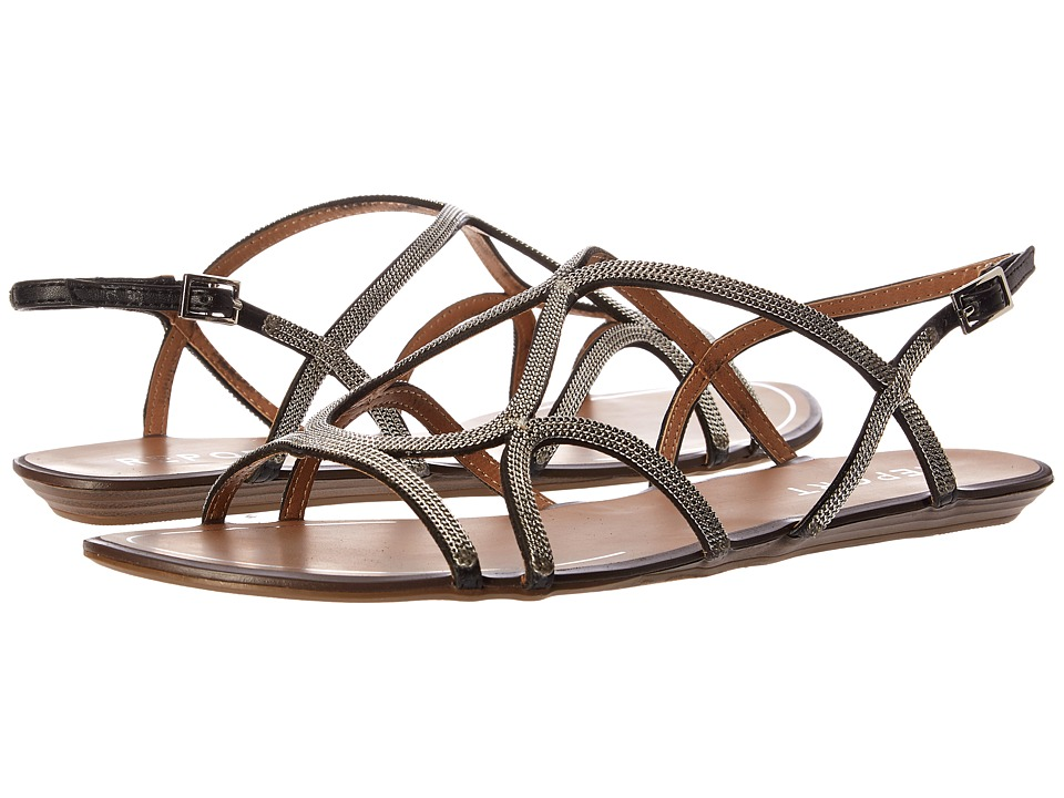 Report - Locke (Black) Women's Sandals