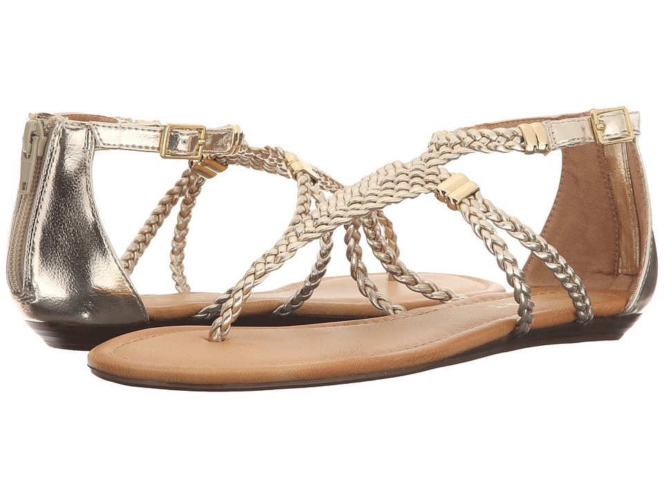Report - Lolla (Gold) Women's Sandals