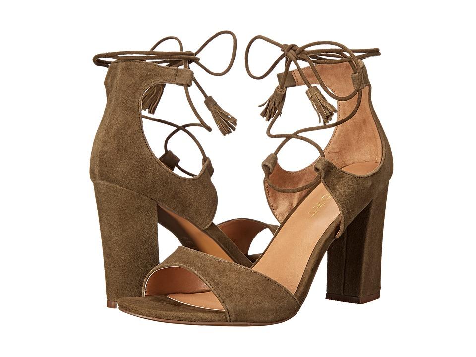 Report - Mariachi (Olive) High Heels