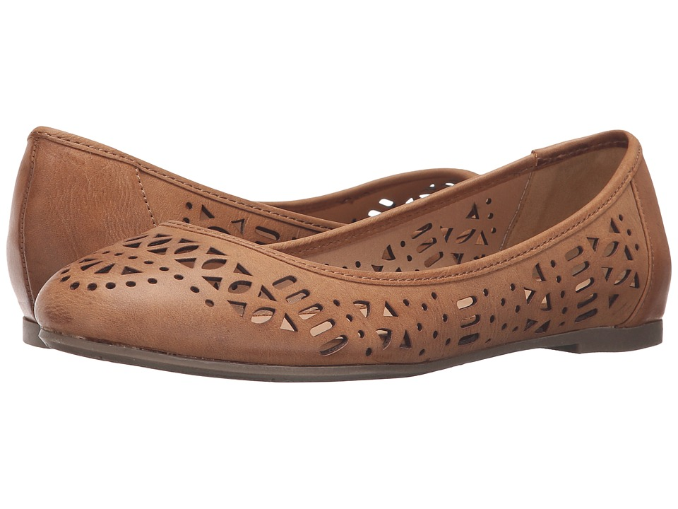 Report - Moran (Tan) Women's Shoes