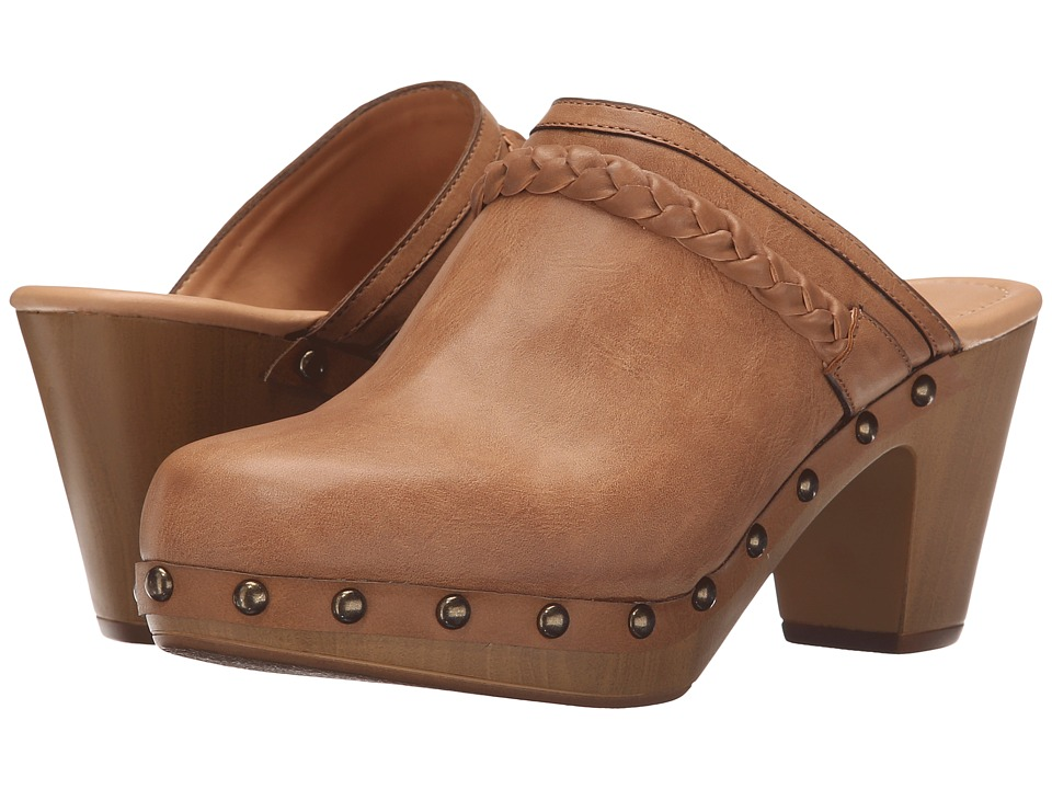 Report - Union (Tan) Women's Shoes