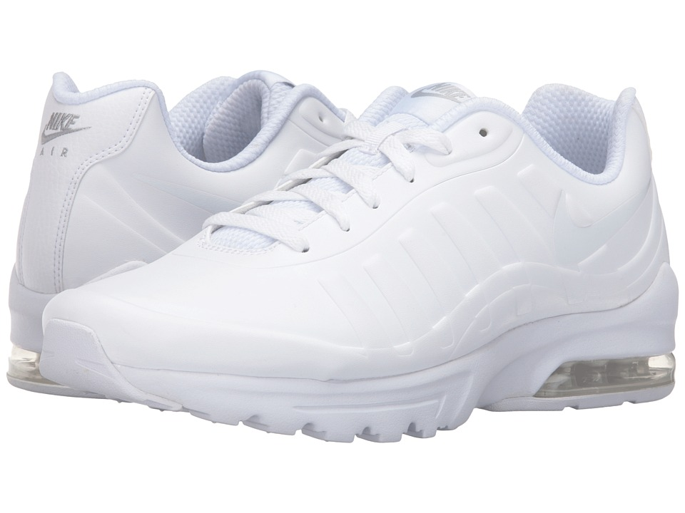 Nike - Air Max Invigor SL (White/White/Wolf Grey) Men's Running Shoes
