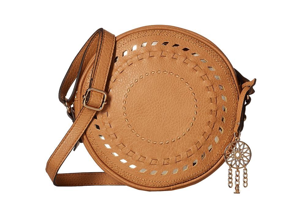 Jessica Simpson - Gwen Crossbody (Latte) Cross Body Handbags