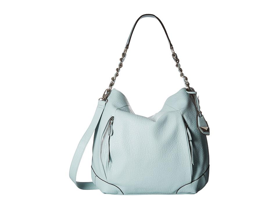 Jessica Simpson - Cindy Crossbody Hobo (Seafoam) Hobo Handbags