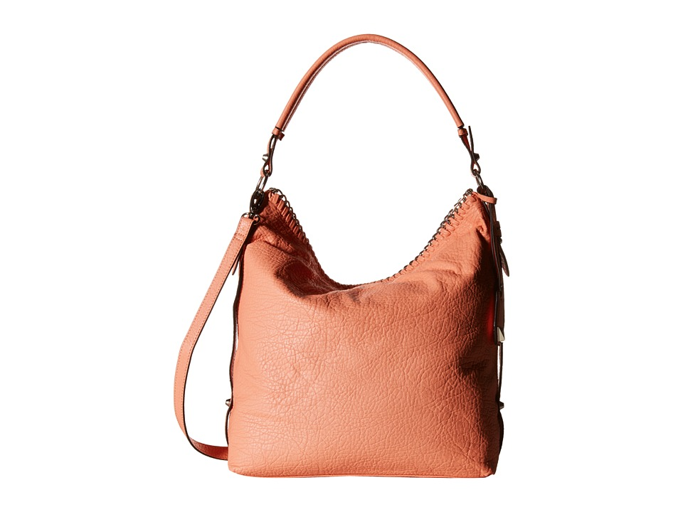 Jessica Simpson - Lizzie Hobo (Light Salmon) Hobo Handbags