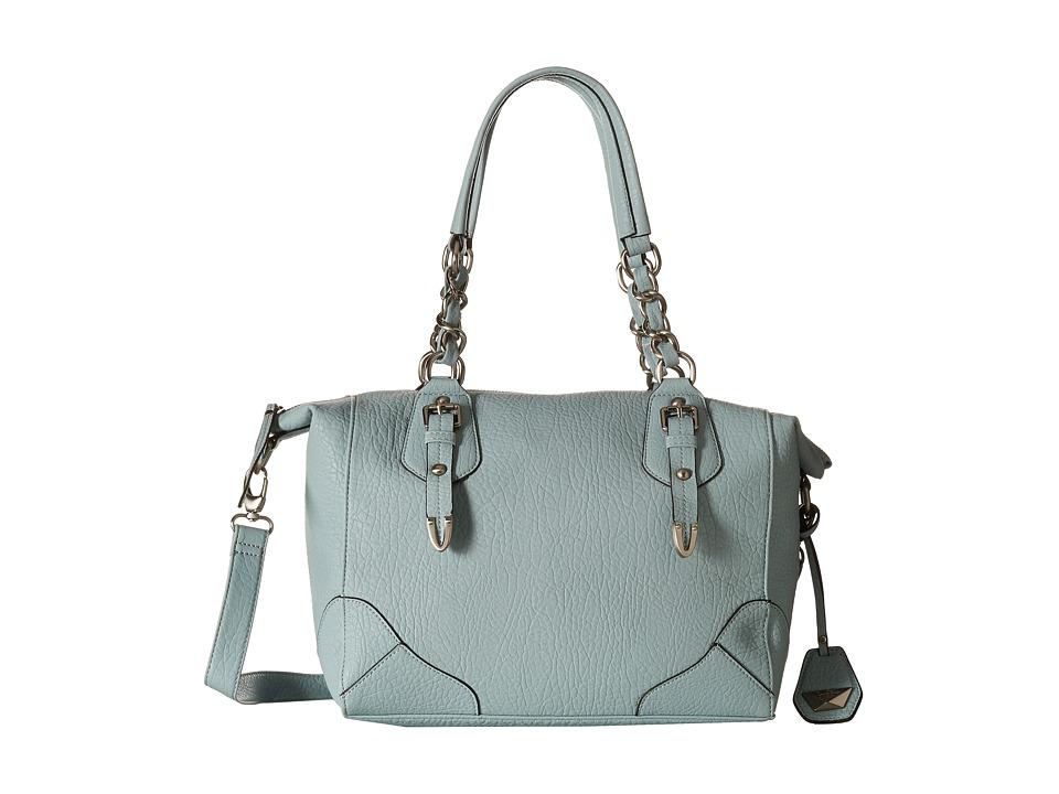 Jessica Simpson - Cindy Crossbody Satchel (Seafoam) Satchel Handbags
