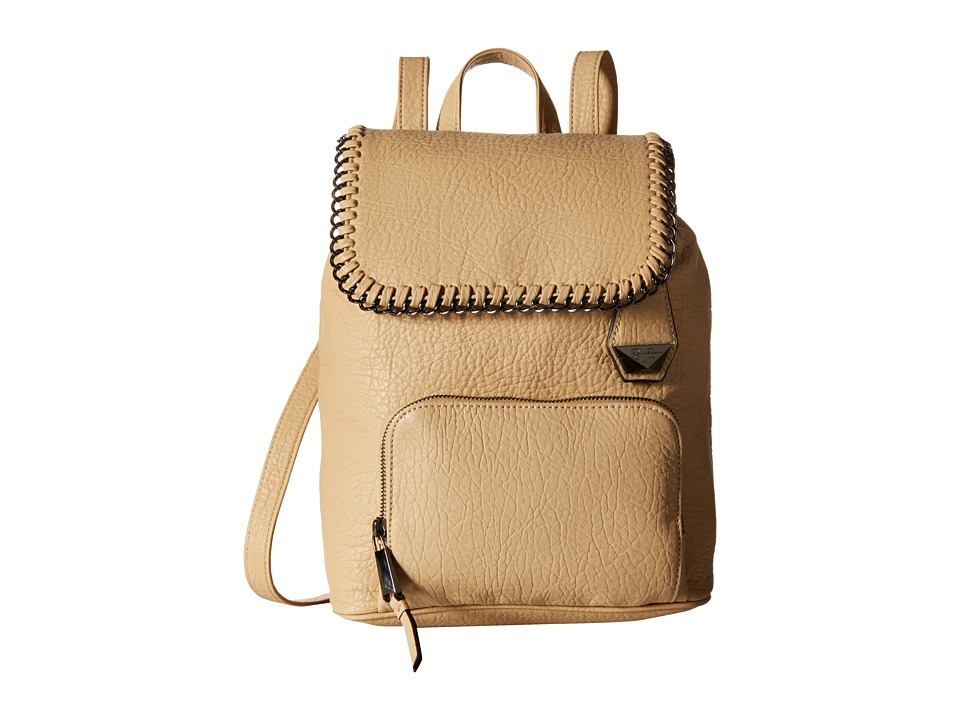 Jessica Simpson - Lizzie Backpack (Beige) Backpack Bags