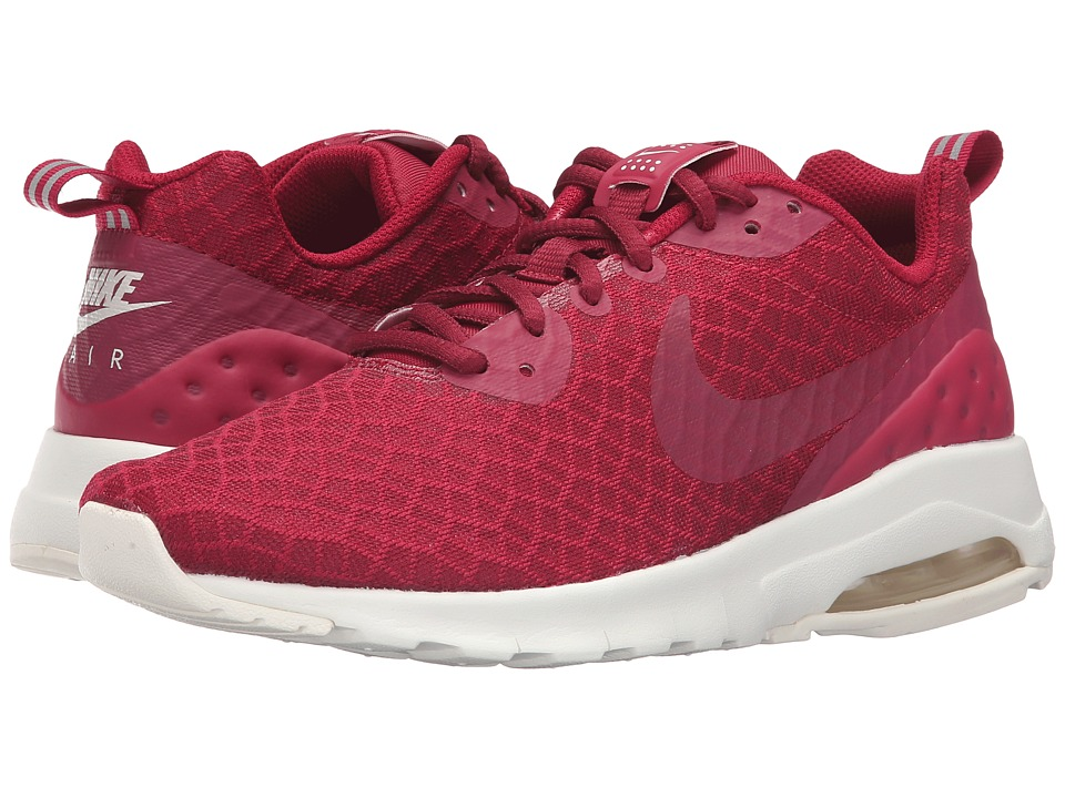 Nike - Air Max Motion LW SE (Noble Red/Noble Red/Sail) Women's Running Shoes