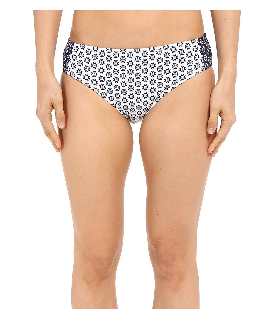 Tommy Bahama - Paisley High Waist Pants (Mare Navy) Women's Swimwear