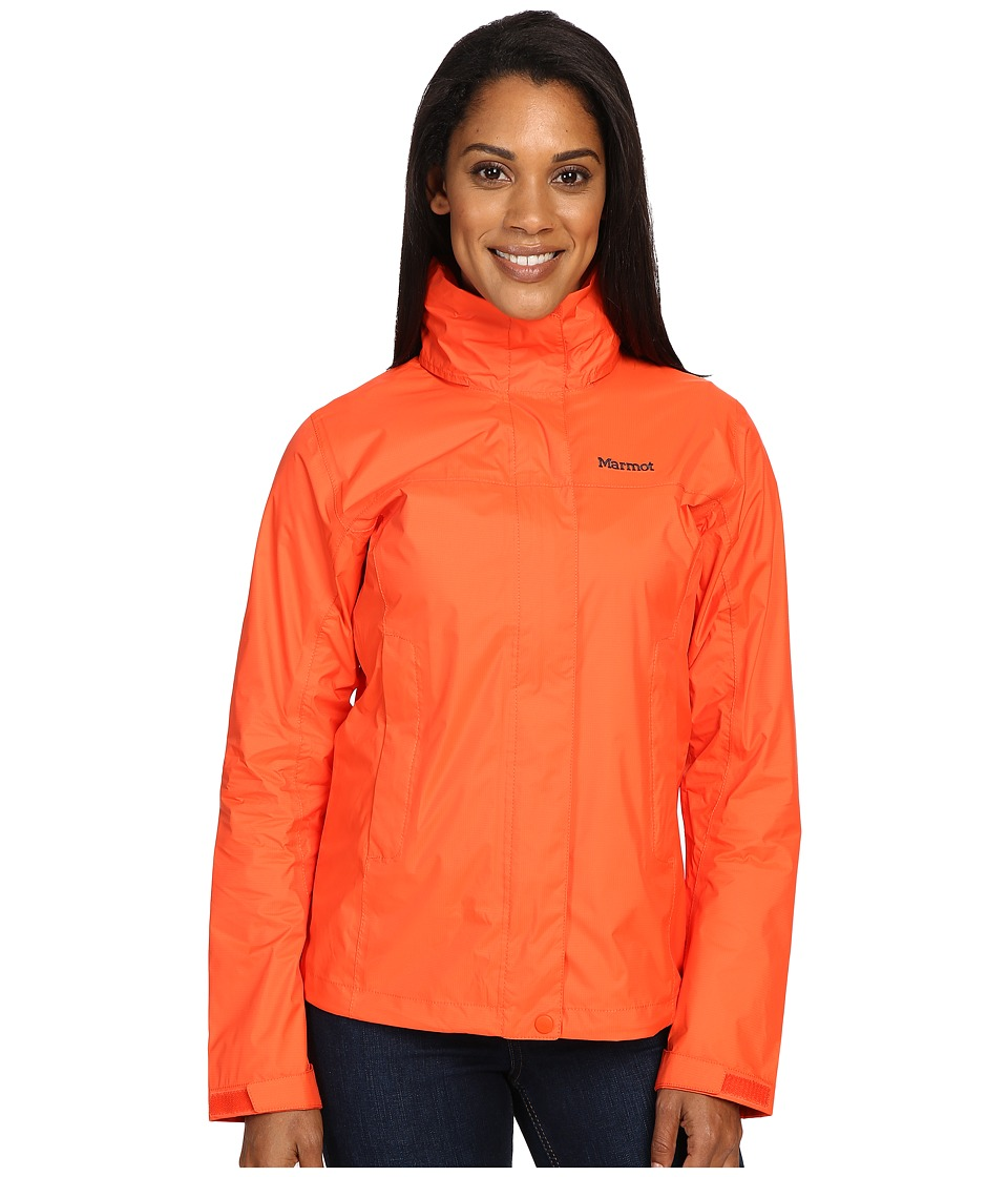 Marmot - PreCip Jacket (Poppy) Women's Jacket