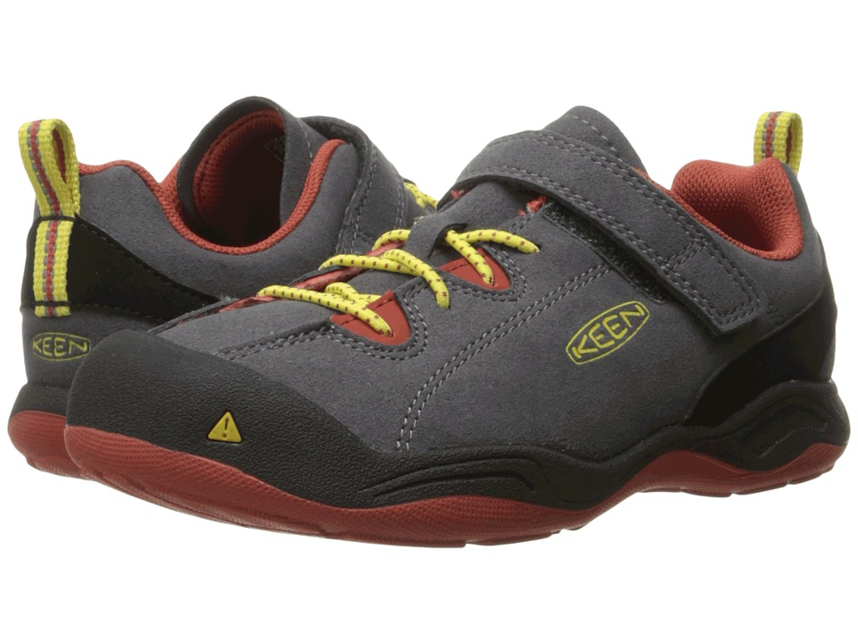 Keen Kids - Jasper (Toddler/Little Kid) (Magnet/Bossa Nova) Boys Shoes