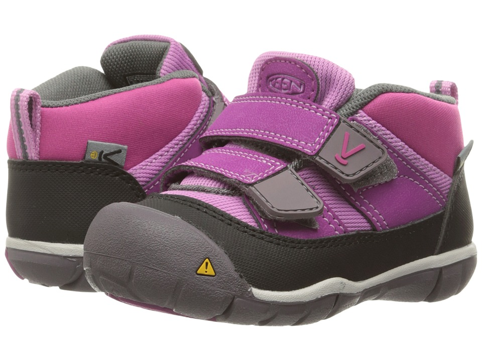 Keen Kids - Peek-A-Shoe (Toddler) (Purple Wine/Violet) Girls Shoes