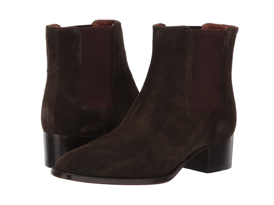 Frye Dara Chelsea (Fatigue Oiled Suede) Women