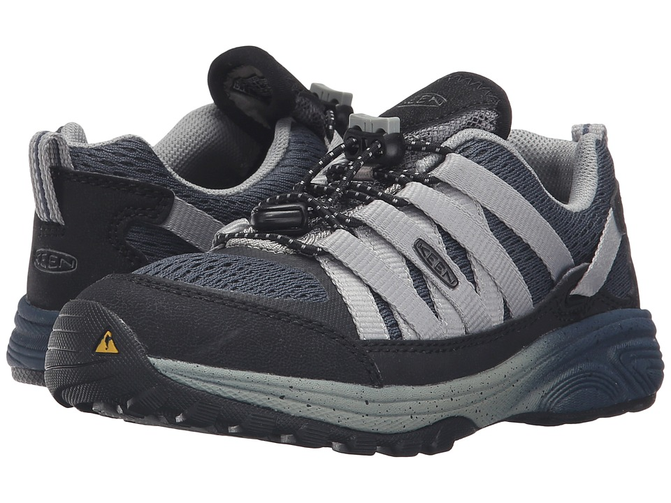 Keen Kids - Versatrail (Toddler/Little Kid) (Midnight Navy/Neutral Gray) Boy's Shoes