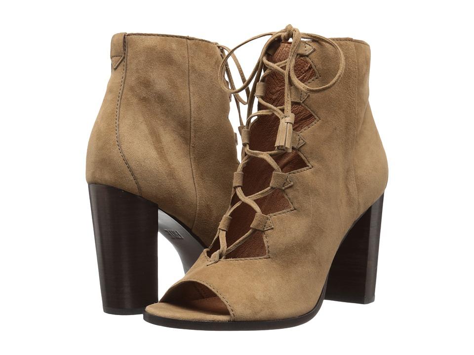 Frye - Gabby Ghillie (Cashew Suede) Women's Shoes