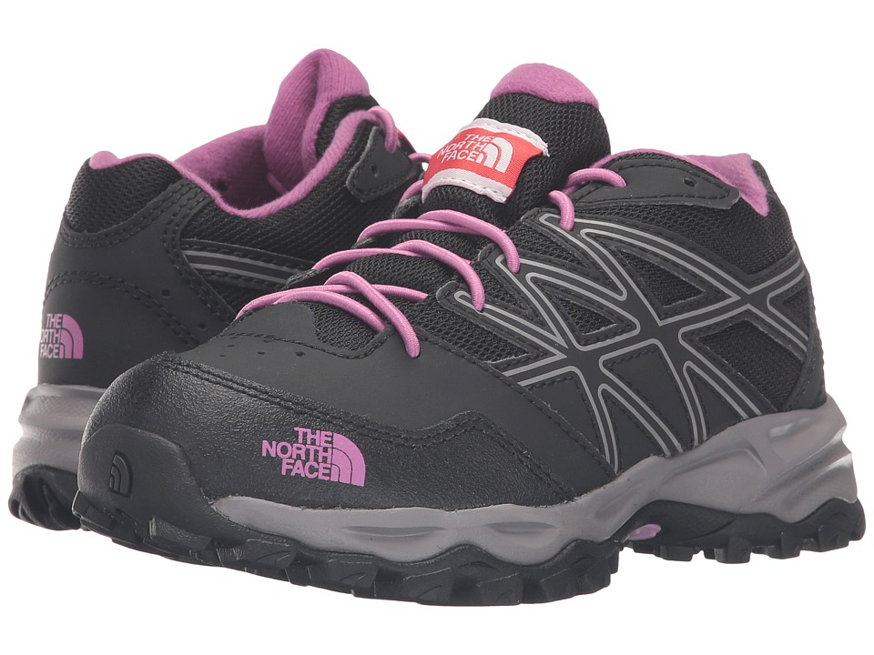 The North Face Kids - Jr Hedgehog Hiker(Little Kid/Big Kid) (TNF Black/Lupine) Girls Shoes