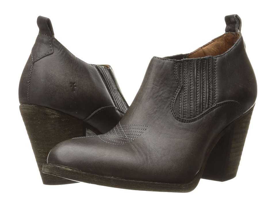 Frye Ilana Shootie (Smoke Washed Oiled Vintage) Women