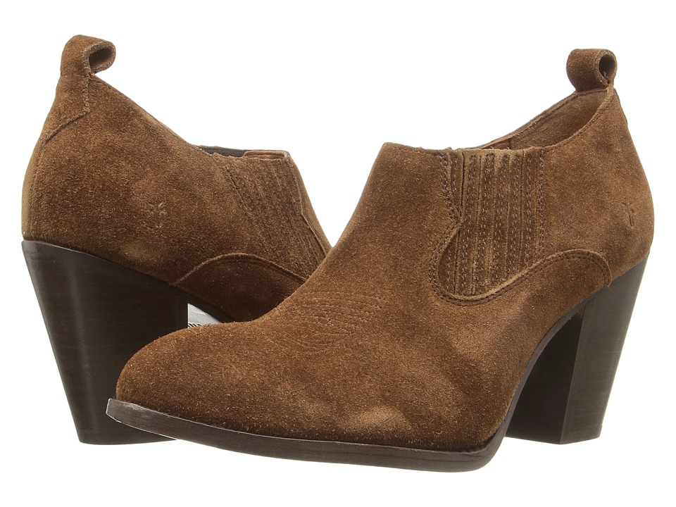 Frye Ilana Shootie (Wood Oiled Suede) Women