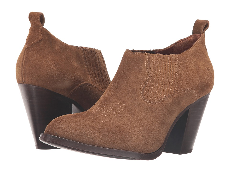 Frye - Ilana Shootie (Cashew Oiled Suede) Women's Boots