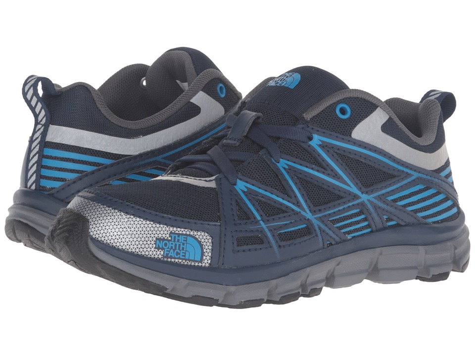 The North Face Kids - Jr Endurance(Little Kid/Big Kid) (Cosmic Blue/Blue Aster) Boys Shoes