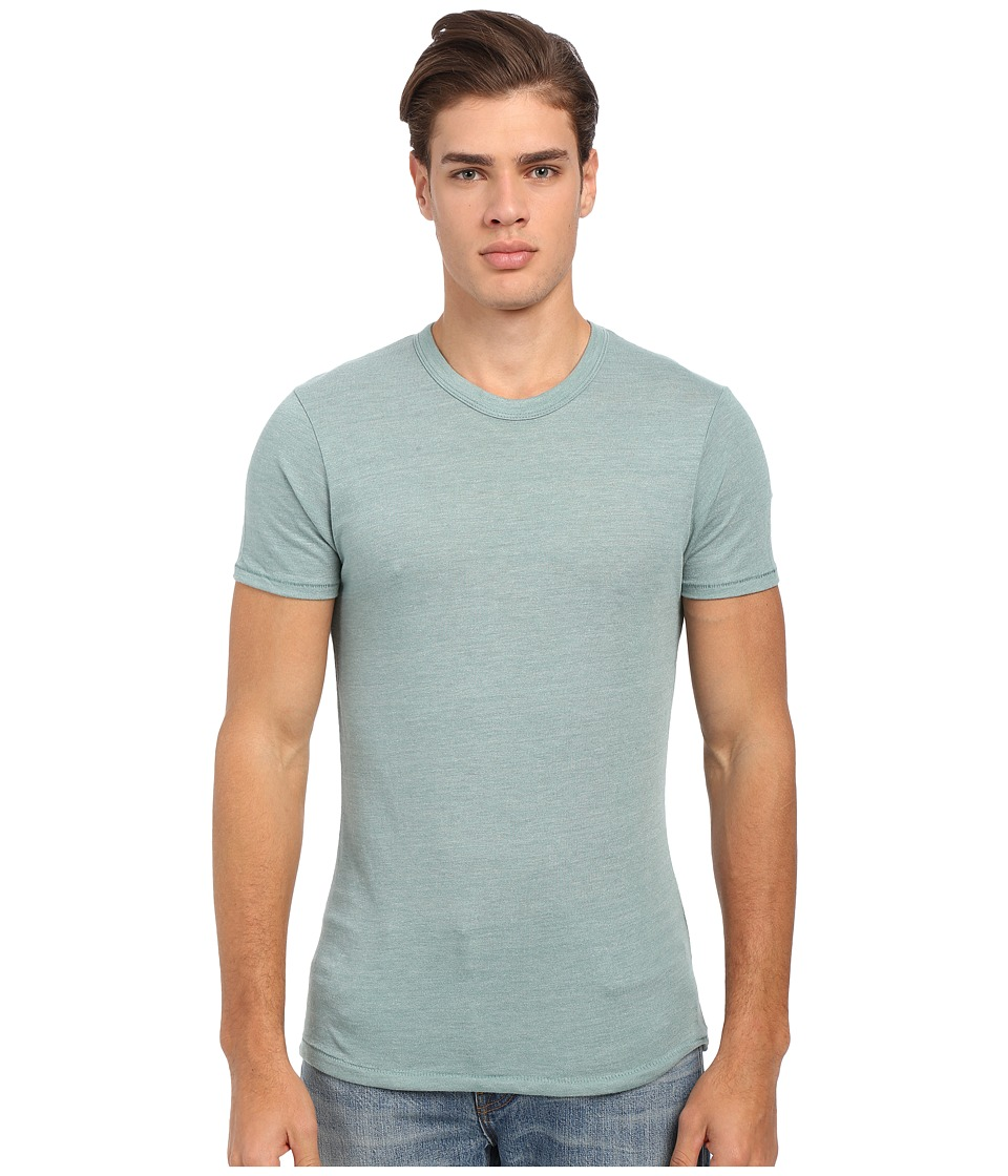 Alternative - S/S Crew Tee (Eco True Green Surf) Men's T Shirt