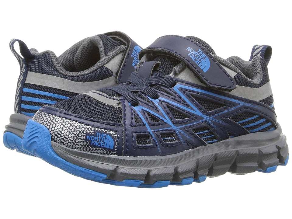 The North Face Kids - Endurance (Toddler/Little Kid) (Cosmic Blue/Blue Aster) Boys Shoes