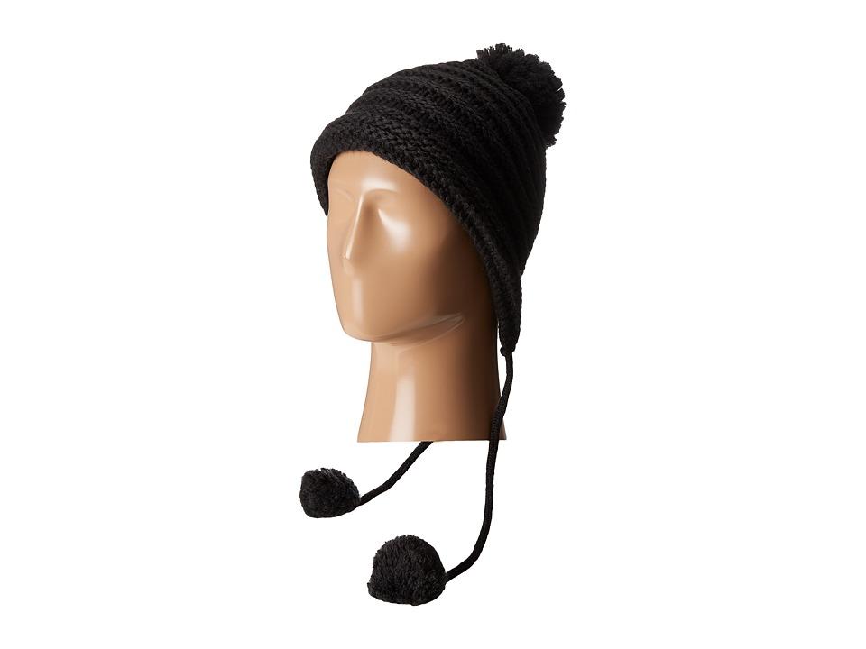 Prana - Bonny Bonnet (Black) Beanies