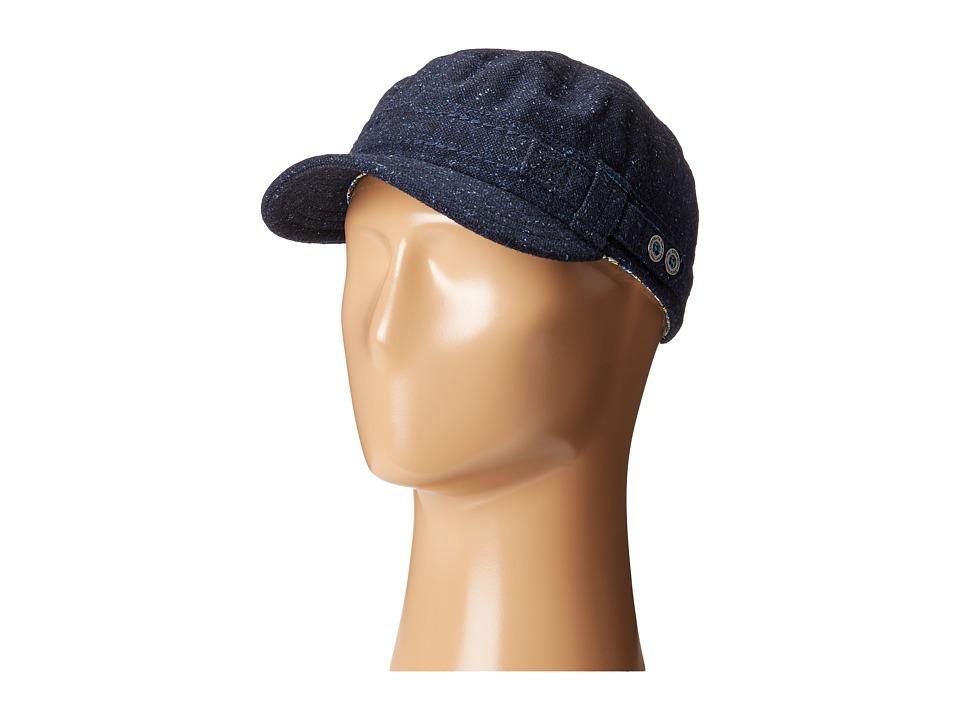 Prana - Jackie Cadet Hat (Dark Cobalt) Caps