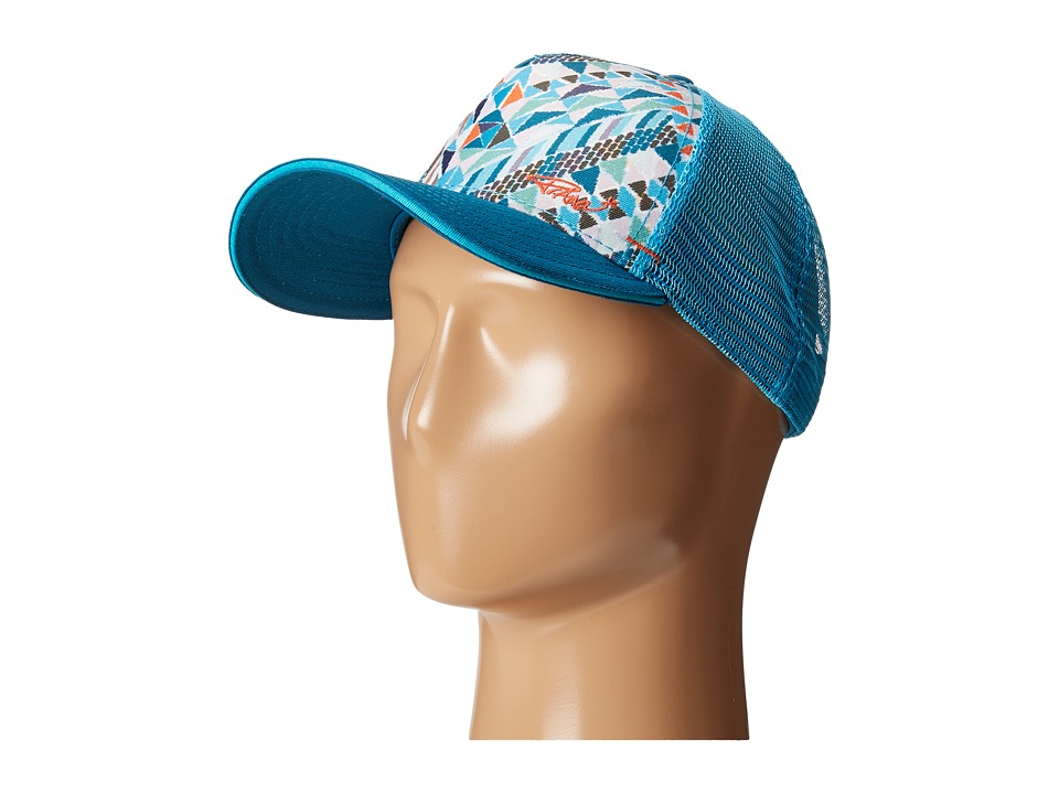 Prana - La Viva Trucker Hat (Cove) Caps