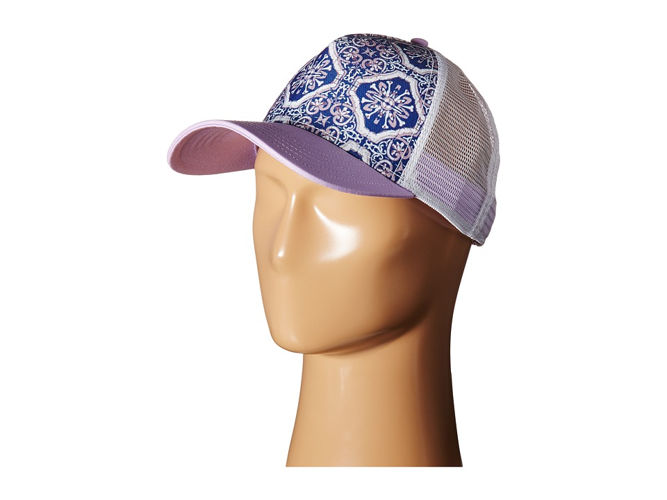 Prana - La Viva Trucker Hat (Gray) Caps