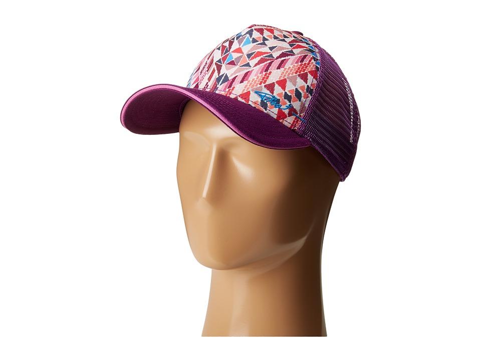 Prana - La Viva Trucker Hat (Grapevine) Caps