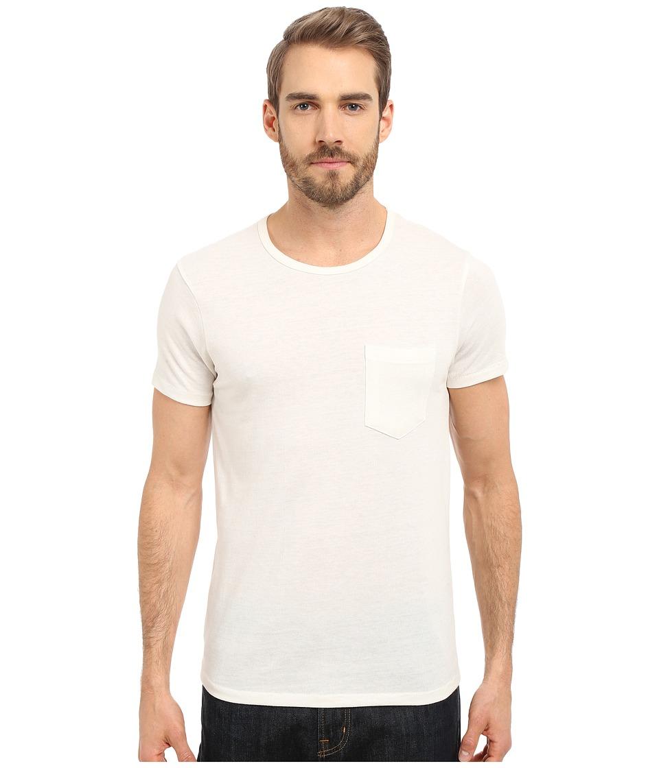 Alternative - Pocket Crew (Eco Ivory) Men's Short Sleeve Pullover