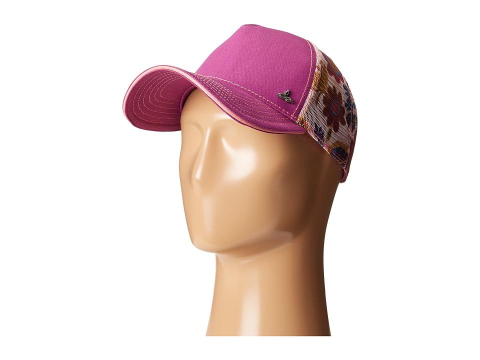 Prana - Idalis Trucker Hat (Grapevine) Caps