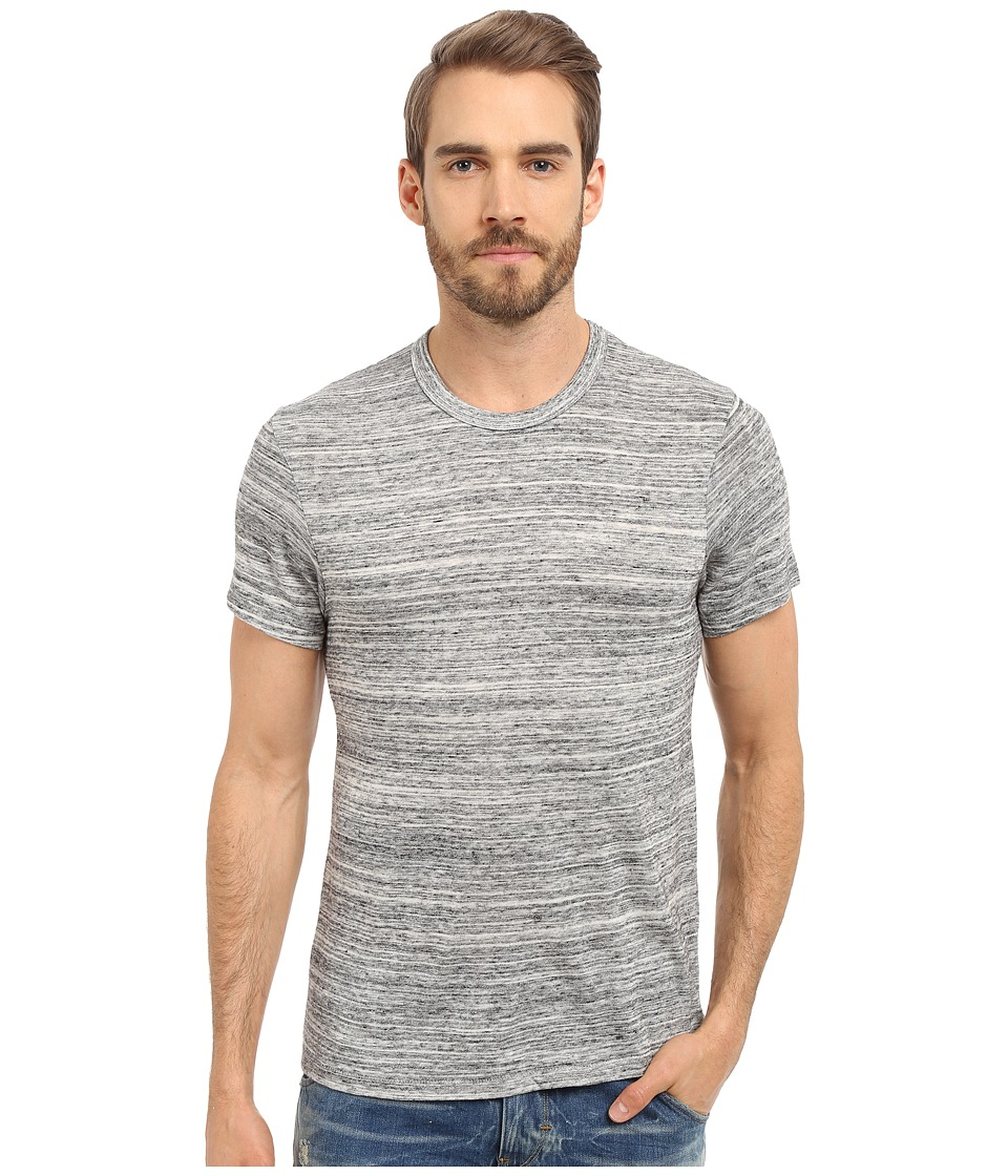 Alternative - Eco Crew T-Shirt (Urban Grey) Men's T Shirt