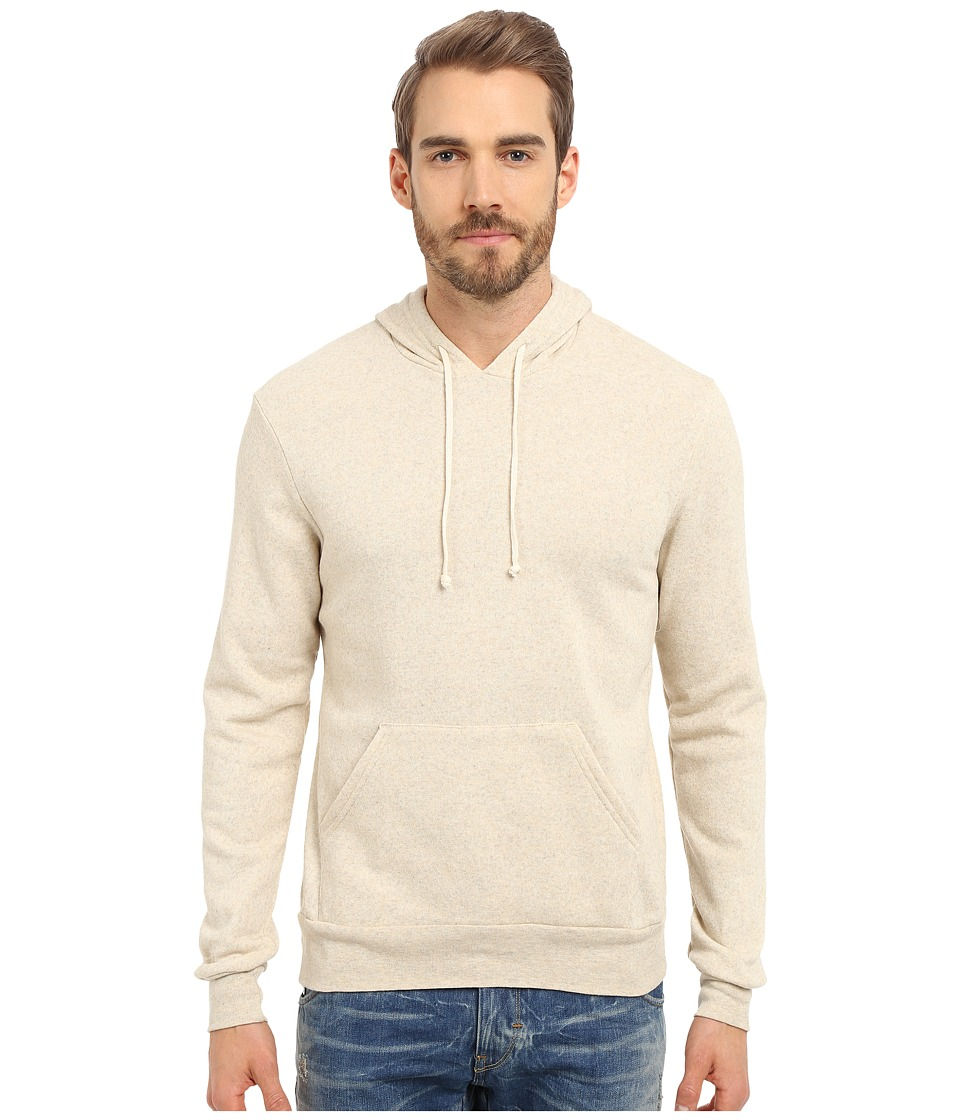 Alternative - Hoodlum Pullover Hoodie (Eco Stone) Men's Long Sleeve Pullover