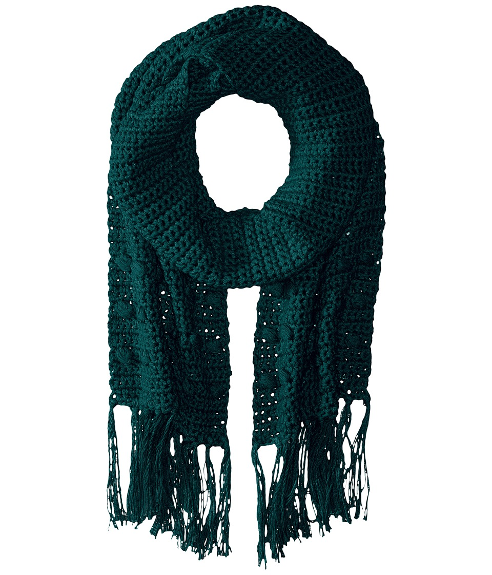 Prana - Pammy Scarf (Deep Teal) Scarves