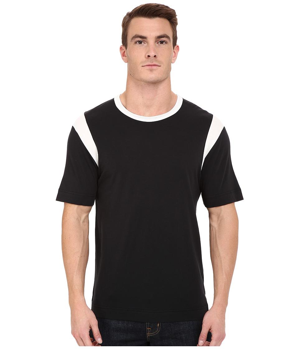 Alternative - Cotton Modal Rucker Park T-Shirt (Black) Men's T Shirt